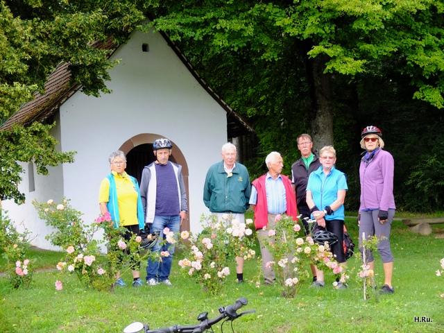 Radtour zum Eckhof bei Horgen