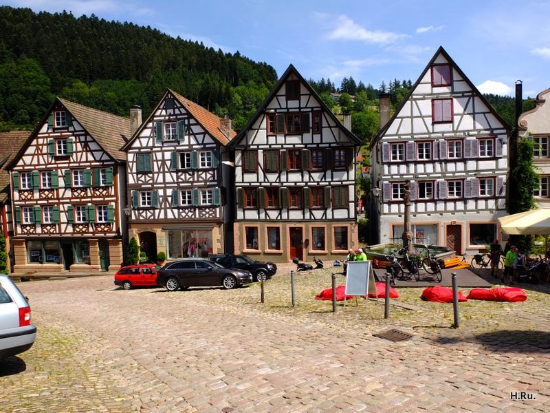 Radeln im Schwarzwald