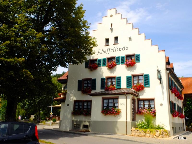 Im Grenzgebiet zur Schweiz