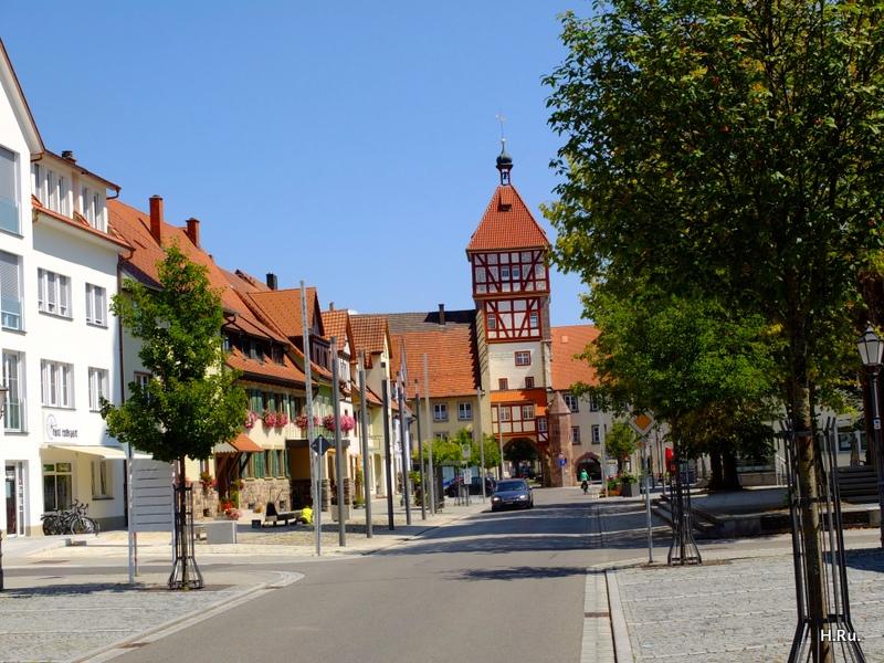 Zur Donauquelle