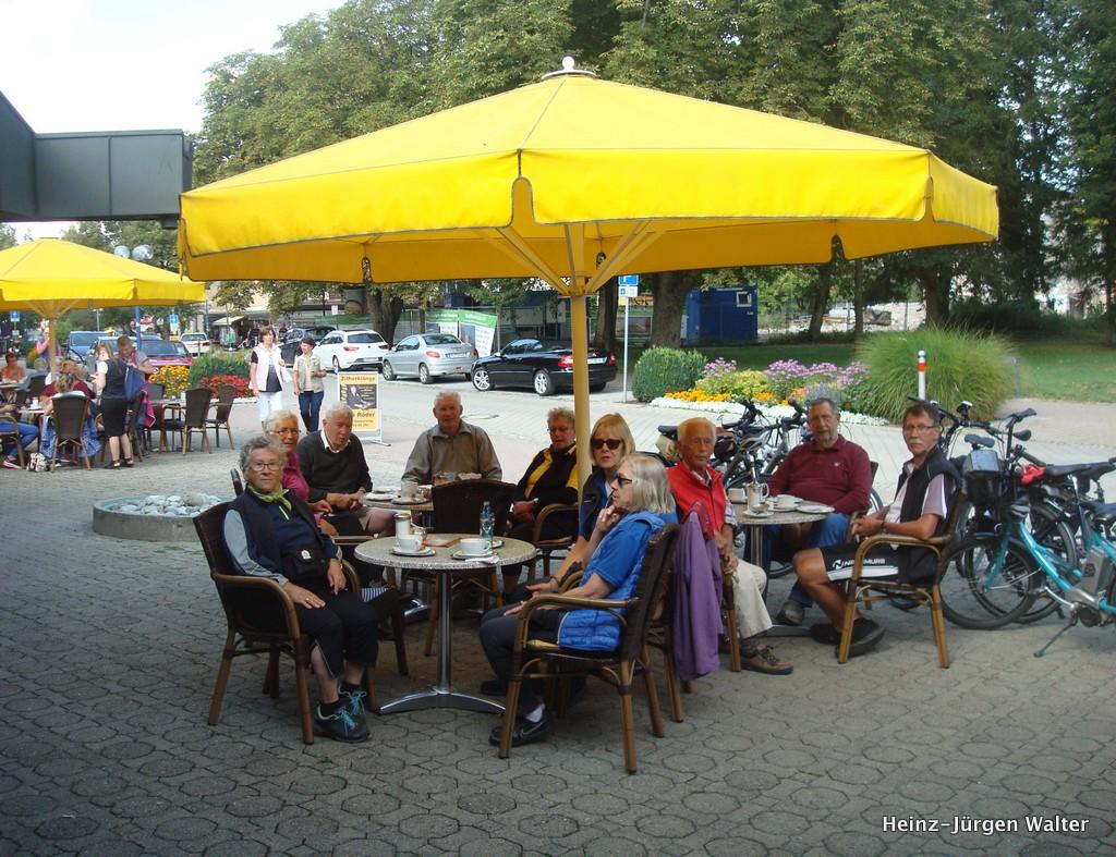 Kaffeefahrt nach Bad Dürrheim