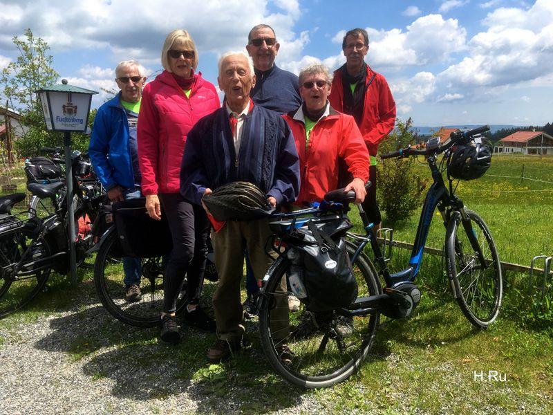 Vatertag Radtour