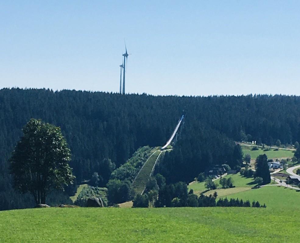 Schwarzwald Panorama Radtour