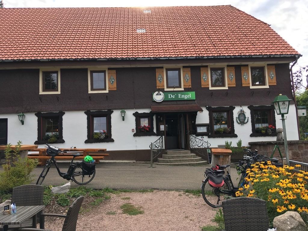 De' Engel Ein Historischer Gasthof bei Brigach
